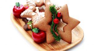 świąteczne pierniczki na zdrowo