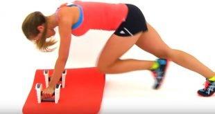 Trening na spalanie tłuszczu dla kobiet.