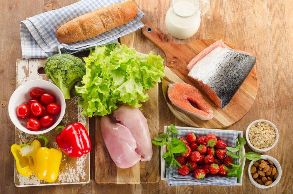 By nie mieć chorej wątroby postaw na odpowiednią dietę.
