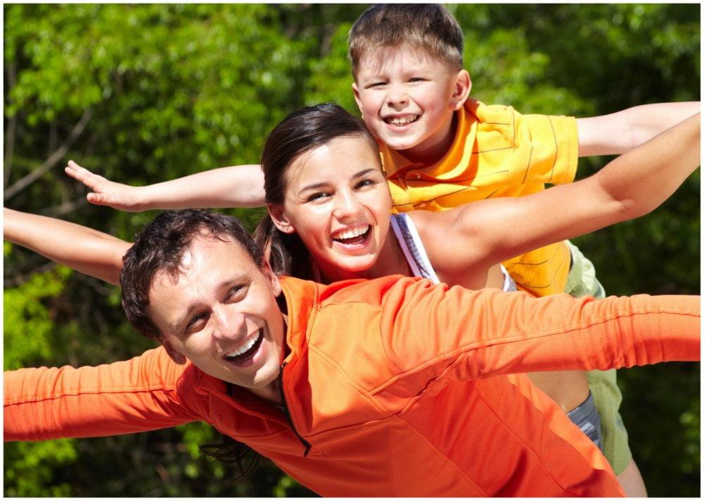 Czasem trudniej jest schudnąć i nie można tego dokonać, by rodzice byli otyli.