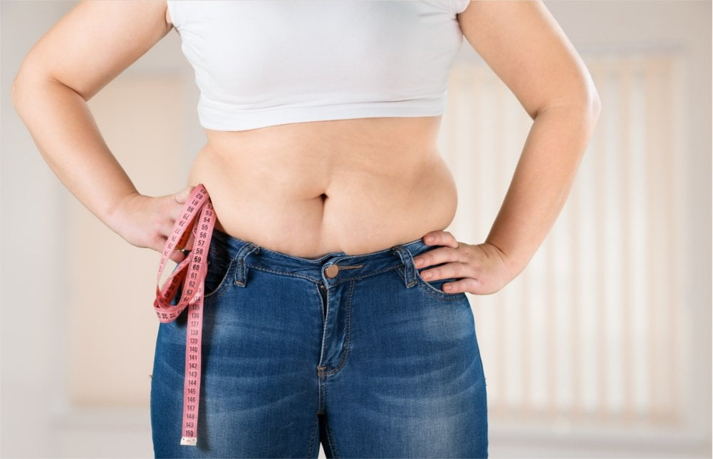 Jeżeli nie możesz schudnąć - musisz zredukować ilość tkanki tłuszczowej.