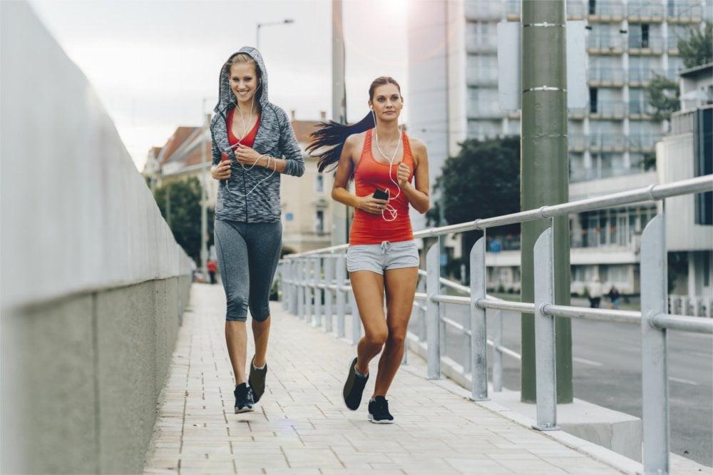 Nie ma diety bez ruchu - odżywiaj się zdrowo i dużo się ruszaj. Najlepiej na świeżym powietrzu.