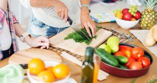W zdrowej diecie powinno się znaleźć dużo najpotrzebniejszych składników.