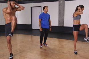 Ćwiczenia na spalanie tkanki tłuszczowe i abs na wzmocnienie brzucha