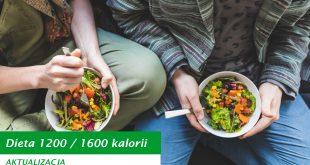 Nowa aktualizacja diety 1200 kalorii