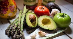 Zdrowa ekologiczna żywność w sklepach
