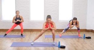 Rewelacyjny trening spalający tłuszcz - aż 400 kalorii.