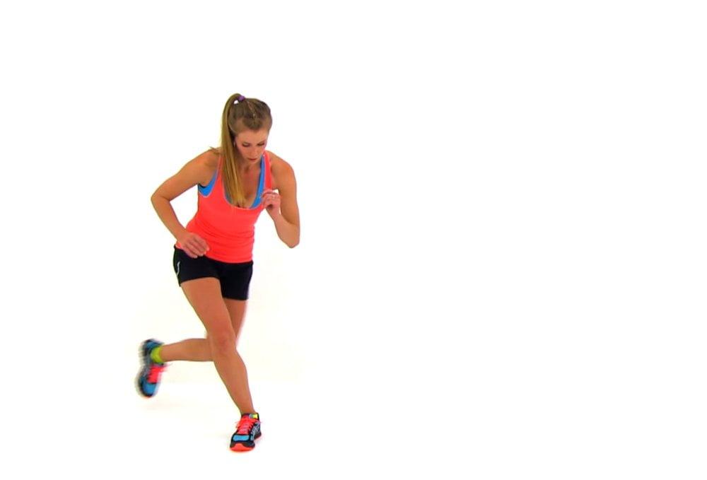 Trening z wysoką intensywnością sprzyja spalaniu tkanki tłuszczowej.