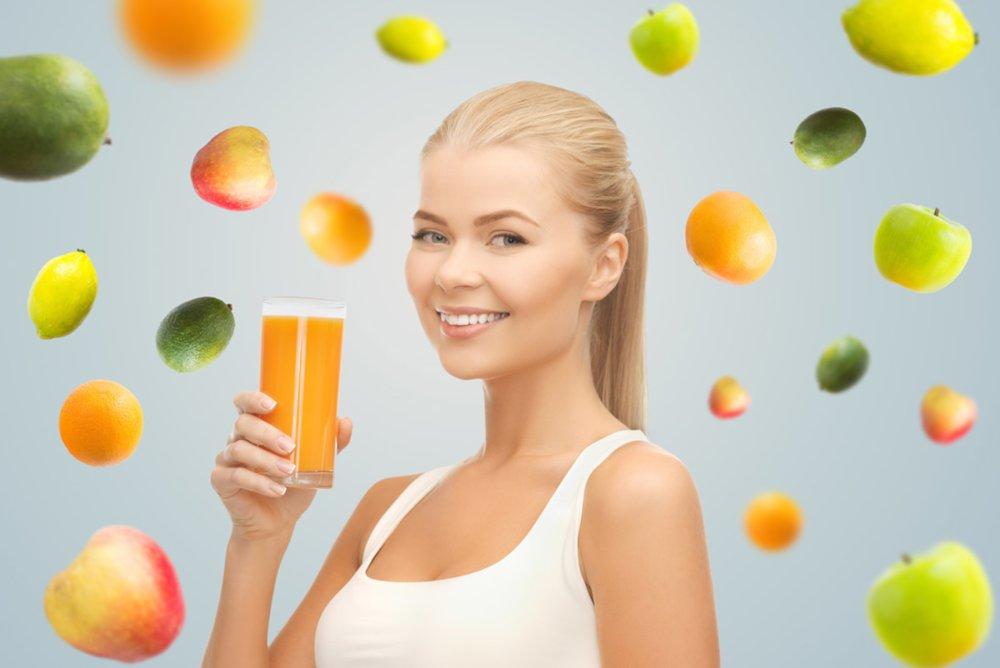 Soki jako skuteczny spsób na uzupełnienie diety.