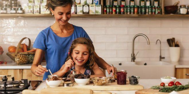 Co warto by znalazło się w kuchni fit?