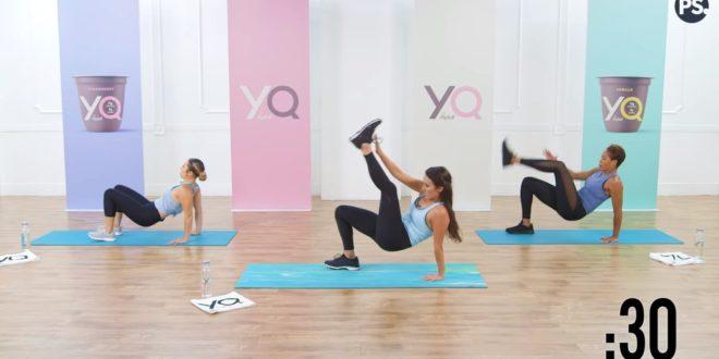 Trening HIIT zapewni Ci trening całego ciała i zadba o spalanie zbędnych kalorii/
