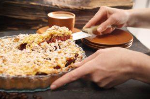 Przepis na ciasto ze śliwkami bogate w witaminy.