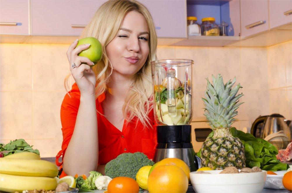 Dzięki tej diecie zdrowo schudniesz.