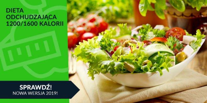 Dieta Odchudzajaca 1200 1600 Kalorii Nowa Wersja 2019