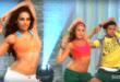 Kompletny trening odchudzający i modelujący sylwetę za pomocą ćwiczeń tanecznych.