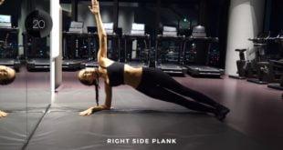 Trening 10 minutowy idealny do wymodelowania mięśni brzucha i spalenia tkanki tłuszczowej.