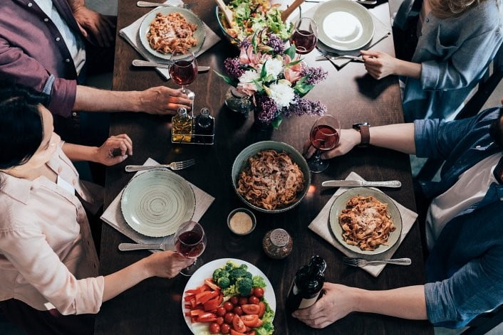 Obiady czwartkowe - fantastyczny pomysł na spędzenie czasu