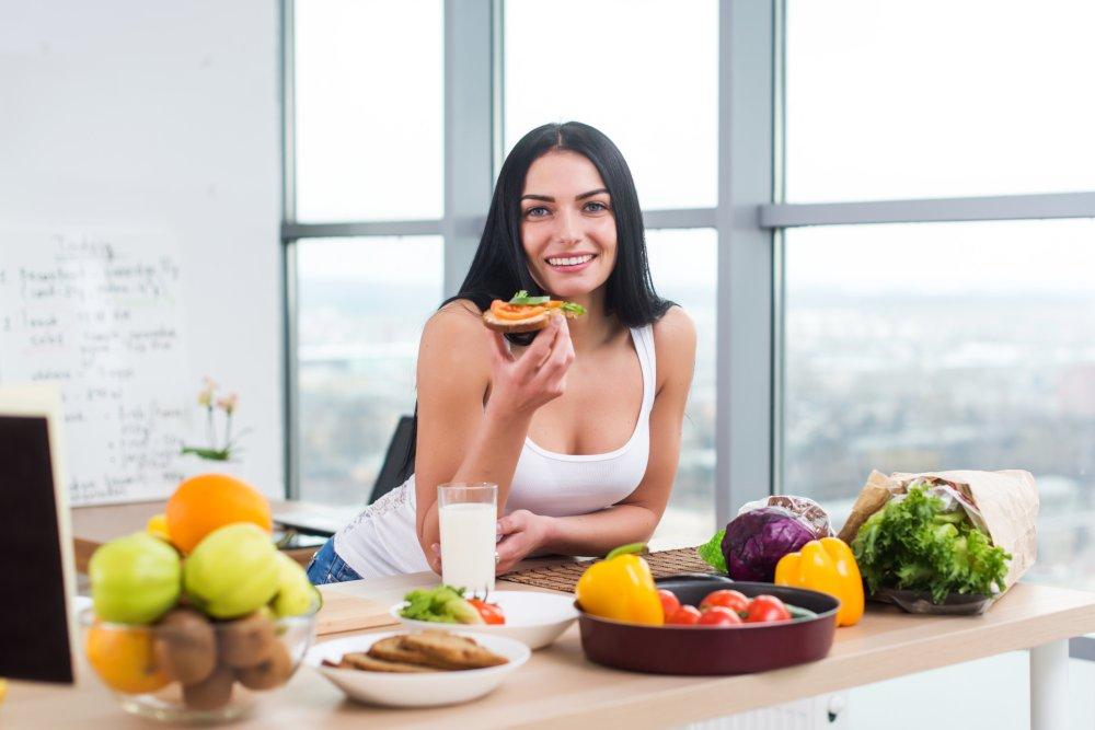 Przydatne zasady zdrowego żywienia.