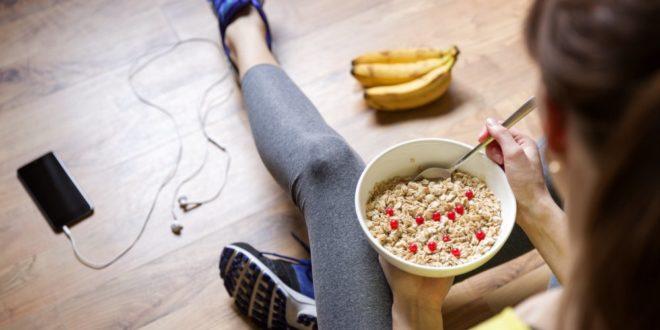 Dlaczego posiłek jest tak istotny przy regularnym treningu?