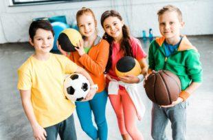 Ruch i sport dzieci - kiedy jest wazny