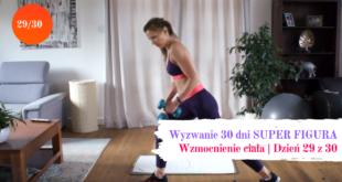 wzmocnienie brzucha i całego ciała
