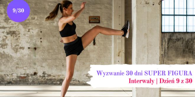 Ćwiczenia na spalanie tłuszczu w treningu interwałowym.