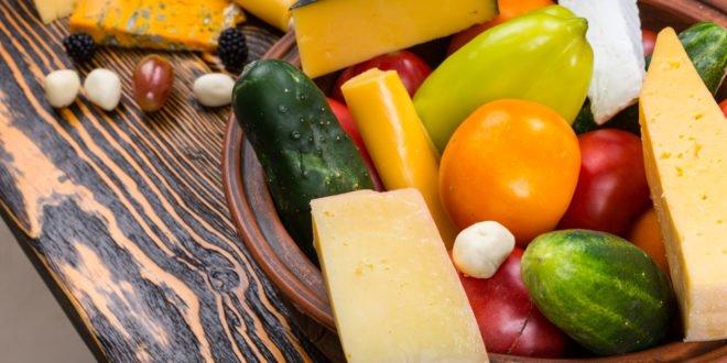 Dieta z warzyw chroni przed chorobami