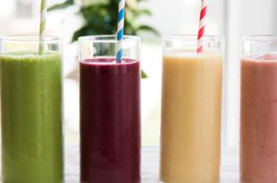 Zdrowe i smaczne smoothie - pomysły do domu.