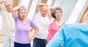 kondycja i trening seniora