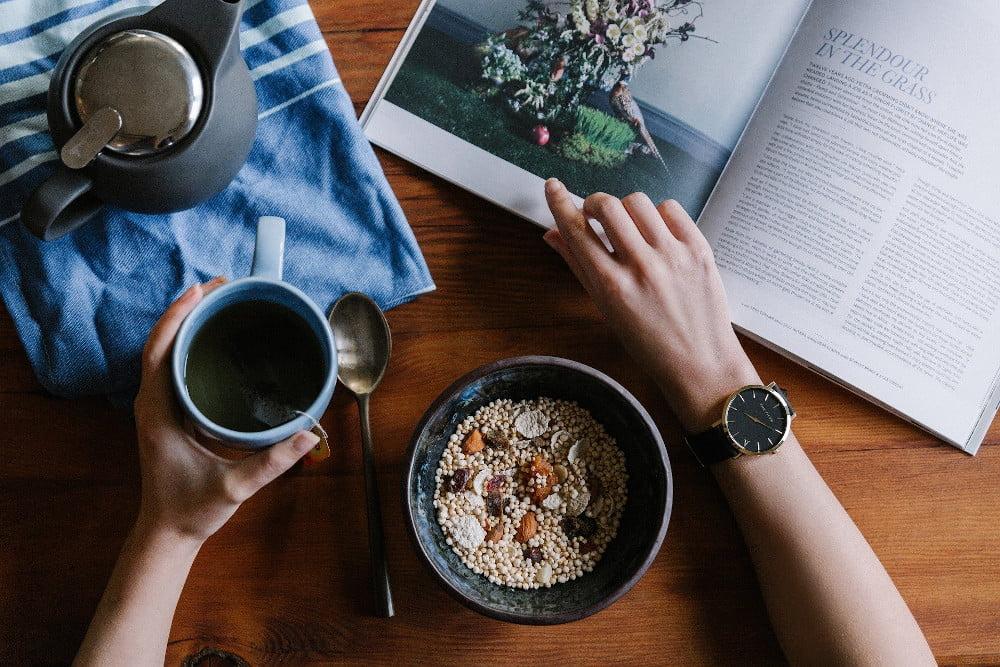Zdrowy catering to oszczędność czasu i żywności.