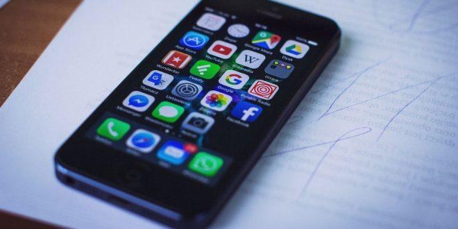 Najpopularniejsze aplikacje na urządzenia mobilne.