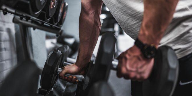Odżywki wspomagajce budowę masy mięśniowej.