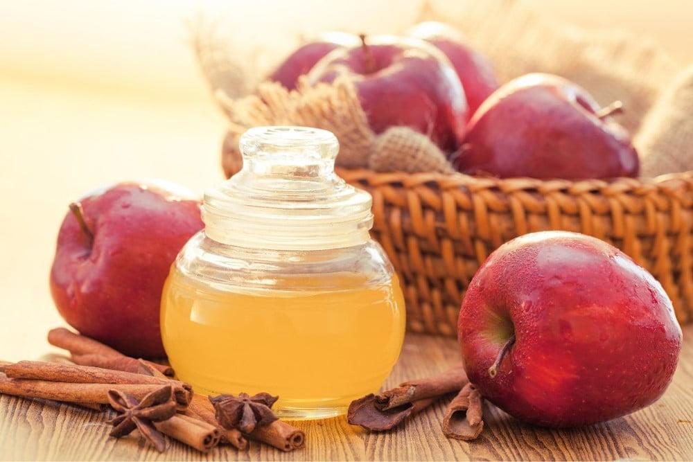Domowy przepis na ocet jabłkowy. Ocet jabłkowy i jego zdrowotne właściwości.