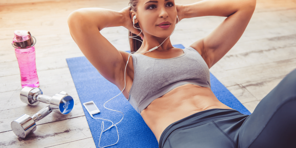 Dieta pudełkowa i regularny trening to klucz od wymarzonej sylwetki.