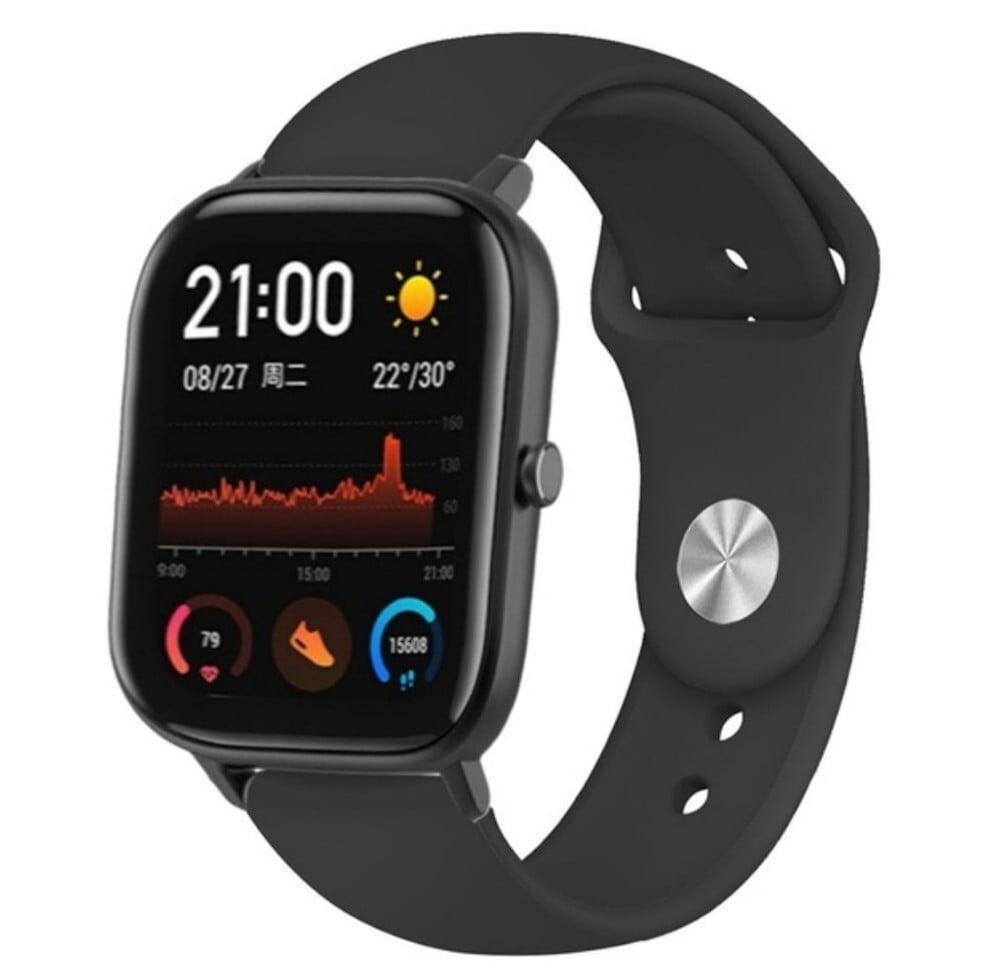 Elektroniczny zegarek sportowy - Smartwatch Xiaomi Amazfit GTS