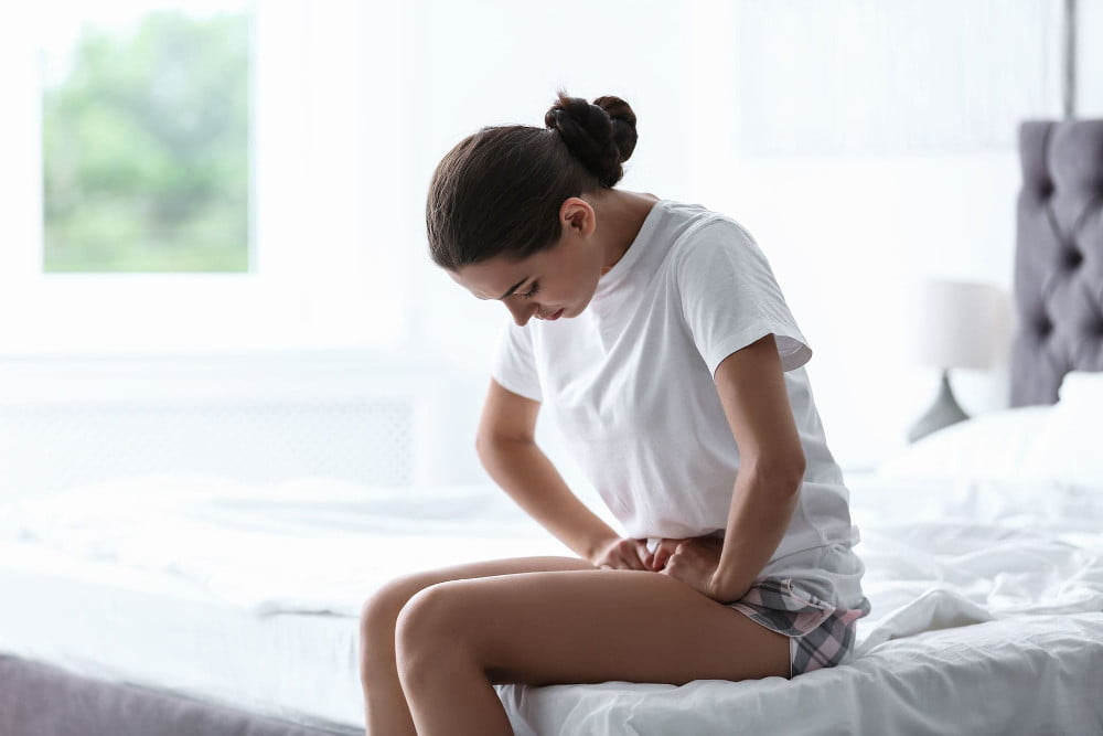 Ból w okolicach intymnych to najprawdopodobniej objaw infekcji.