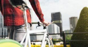 Jazda na rowerze to nie tylko przyjemność ale też prosty sposób na odchudzanie.