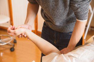 Kontuzja to najczęstszy powód naszej wizyty u fizjoterapeuty.