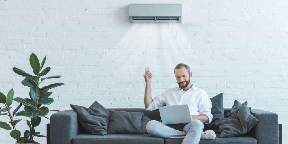 Rodzaje klimatyzacji do domu.