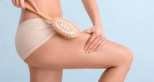 Kosmetyki do pozbycia się cellulitu z nóg.