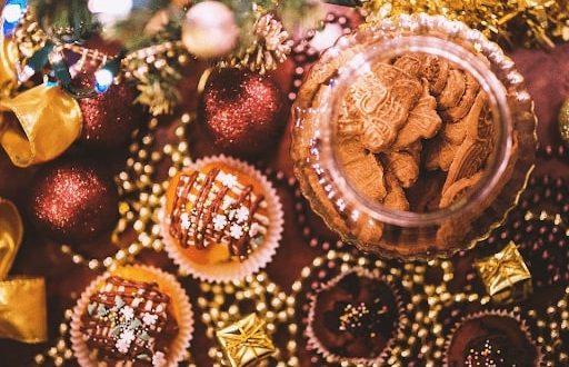 Wegańskie świąteczne przepisy.