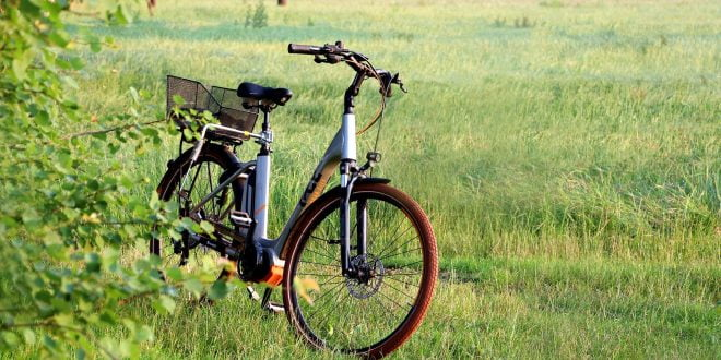 Dlaczego warto wybrać rower elektryczny.