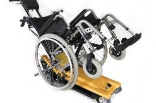 Schodołaz dla niepełnosprawnych.